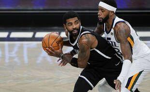 La star de Brooklyn Kyrie Irving fait l'objet d'une enquête de la part de la NBA.