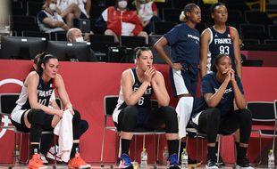 L'équipe de France féminine de basket s'est inclinée face au Japon en ouverture des JO de Tokyo.