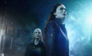 Jessica Chastain et Sophie Turner dans «X-Men Dark Phoenix» de Simon Kinberg