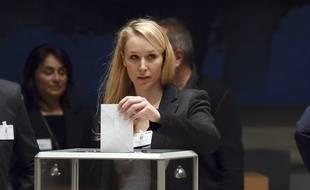Marion Maréchal Le Pen s'est retirée de la vie politique.