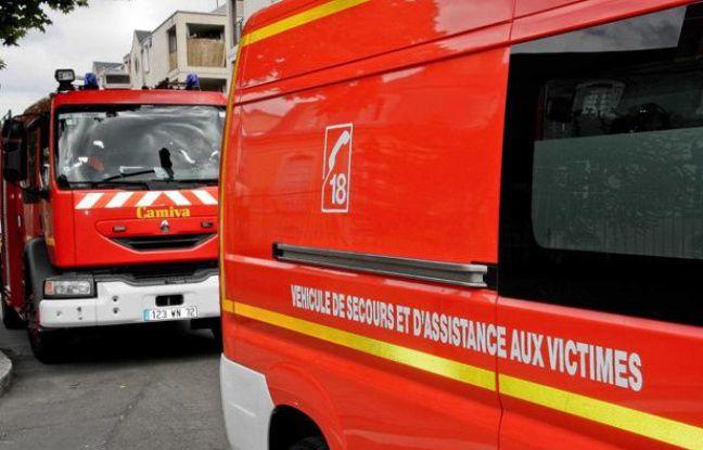 Illustration - Des sapeurs-pompiers.