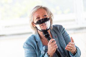 La secrétaire d'Etat Sophie Cluzel est la candidate LREM aux régionales en Paca