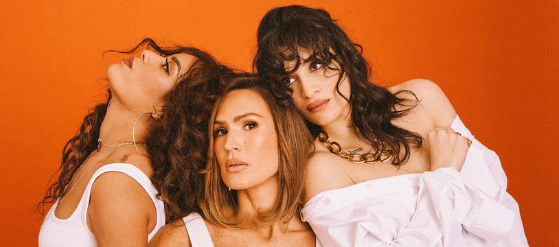 Amel Bent, Vitaa et Camélia Jordana ont collaboré sur le projet Sorore.