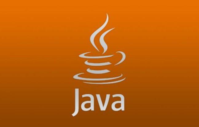 Le logo de la technologie Java, créée par Sun et aujourd'hui propriété d'Oracle.