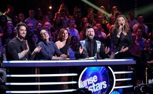 Le jury de «Danse avec les stars» sur TF1