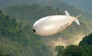Le dirigeable de la société Flying Whales va être construit en Gironde.