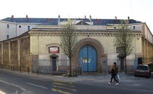 L'ancienne maison d'arrêt de Nantes.