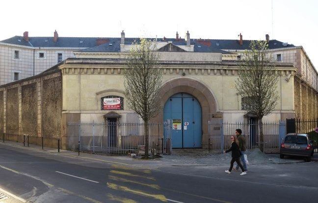Nantes 160 logements seront am nag s dans l ancienne for 11 rue maison blanche nantes