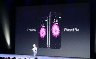 Les iPhone 6 et 6 Plus seront disponibles le 19 septembre