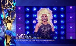 La 19 septembre 2020, RuPaul a remporté son cinquième Emmy Award d'affilée en catégorie meilleure présentation d'une compétition.