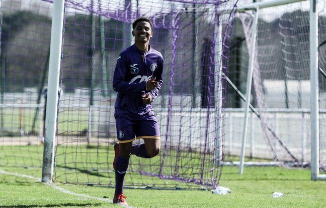 En quart de finale contre Tours (2-0), Amine Adli a inscrit le premier but du TFC.