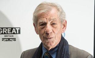 L'acteur Ian McKellen