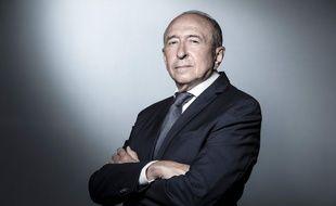 Gérard Collomb veut désormais se concentrer sur la mairie de Lyon.
