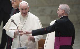 Le pape François a fait distribuer 15.000 glaces aux détenus de deux prisons romaines durant cet été 2021 particulièrement torride.