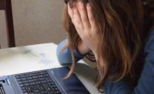 Deux association de protection de l'enfance accuse les site porno d'etre accessible aux mineurs. (Illustration)