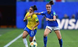 L'Italie et le Brésil s'affrontent à Valenciennes