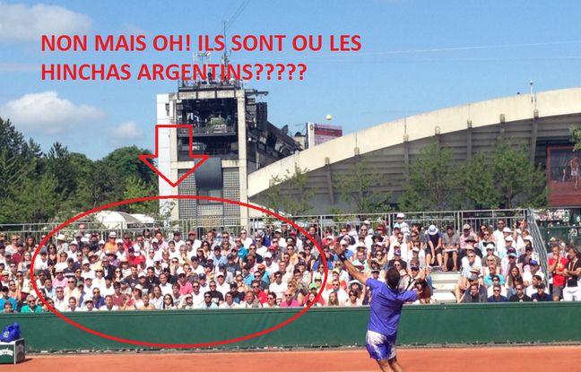 Roland-Garros: Cinq Argentins sur les courts… On s'attendait à la Bombonera et on a été super déçu dans actualitas dimanche 648x415_o-argentins