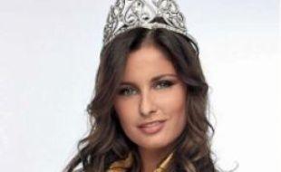 Miss France 2010, Malika Menard.