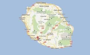 Saint-Louis de la Réunion.