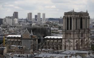 Une messe en petit comité sera célébrée samedi à 18h à Notre-Dame de Paris.