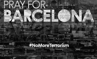 Neymar a rendu hommage à Barcelone sur Twitter