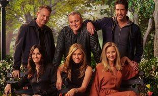 « Friends : The Reunion », le premier gros coup de Salto