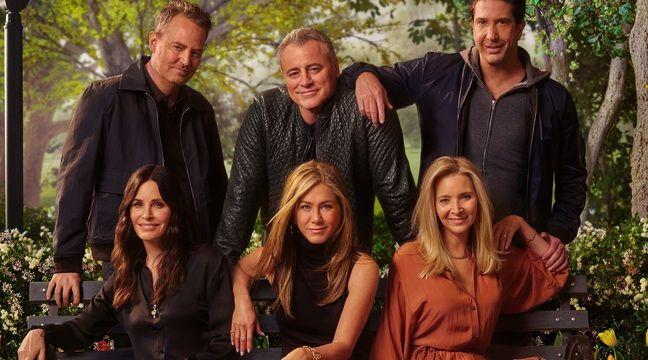 « Friends, les retrouvailles » : Pour les voix françaises aussi, ça a été émouvant de retrouver Rachel, Joey, et les autres