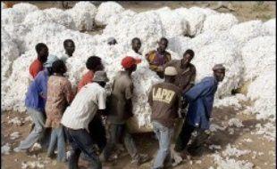 La filière coton au Burkina Faso, premier producteur africain, est au bord de l'asphyxie en raison de la chute des prix mondiaux et désormais les sociétés cotonnières nationales ne peuvent même plus payer les producteurs de ce pays pauvre d'Afrique de l'ouest.