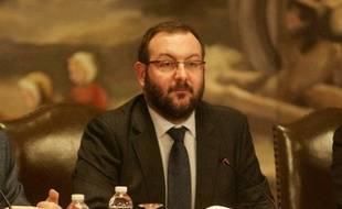 Gérard Dalongeville, le 2 décembre 2008.