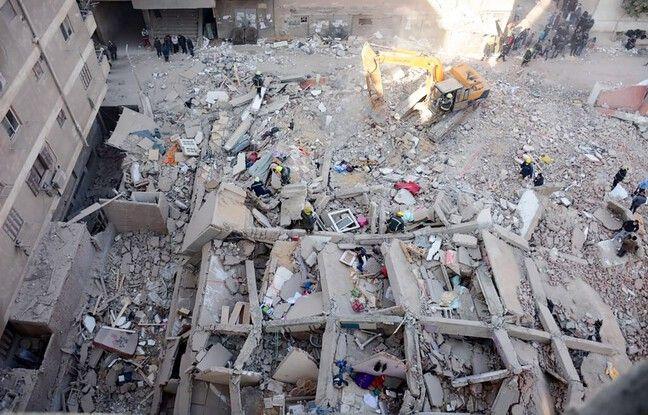648x415 forces protection civile extrait nouveaux corps decombres
