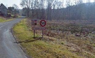 La forêt de Retz où a eu lieu le drame.