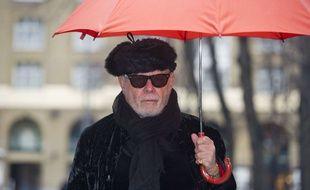 Gary Glitter, à son arrivée au tribunal, à Londres, le 5 février 2015.