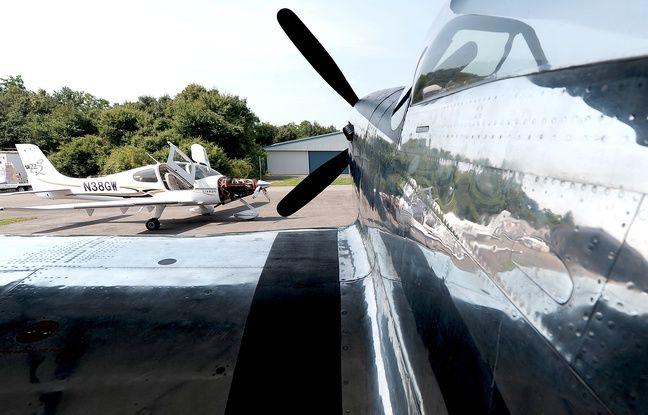 Partis de Toulouse, deux Français meurent en Espagne dans un crash d'avion lors du Raid Latécoère