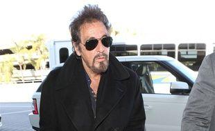 L'acteur de légende Al Pacino