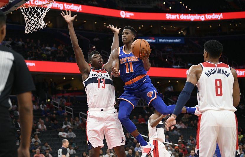 NBA : Frank Ntilikina, enfin la bonne saison aux New York Knicks ?