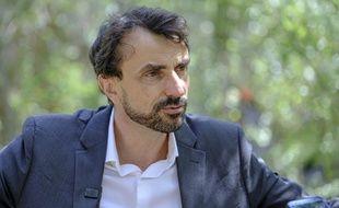 Grégory Doucet (EELV) est arrivé en tête du 1er tour des élections municipales à Lyon.