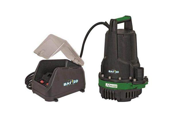 Pompe à eau Ribimex RBAT-20