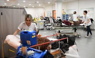 Illustration des hôpitaux de Marseille