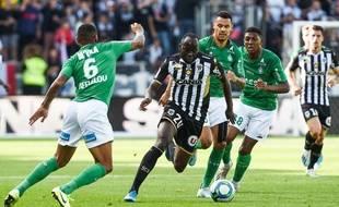 L'accélération de Thioub face aux Verts.