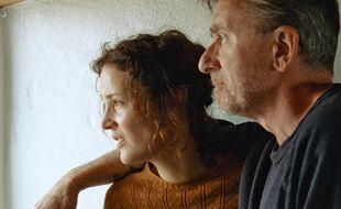 Vicky Krieps et Tim Roth dans «Bergman Island» de Mia Hansen-Love