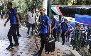 L'équipe d'Italie rentre à Rome avec le trophée de l'Euro.