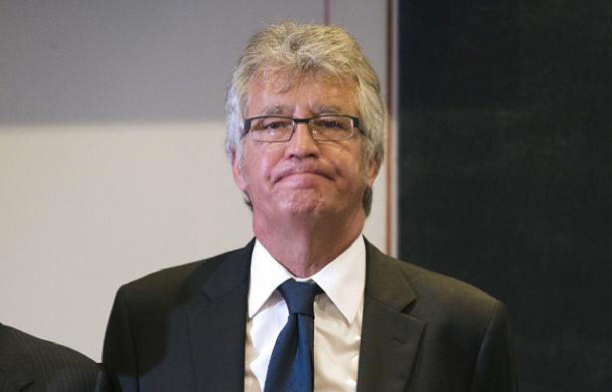 Bernard Reynès, député-maire UMP de Chateaurenard (Bouches-du-Rhône) – LIONEL BONAVENTURE / POOL / AFP