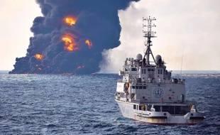 Le naufrage du pétrolier iranien Sanchi, le dimanche 14 janvier 2018, pourrait provoquer une catastrophe écologique majeure en mer de Chine orientale.