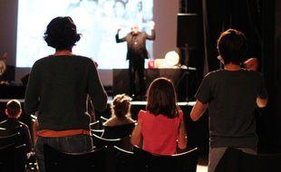 A Rennes, la salle de L'Etage a accueilli son premier concert depuis plus d'un an le 6 juin 2021.