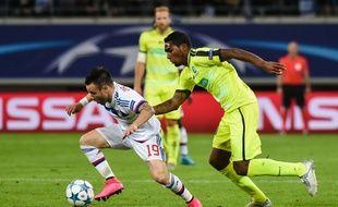 Lors du match aller, l'OL de Mathieu Valbuena avait obtenu un décevant match nul (1-1) à Gand, malgré une supériorité numérique.