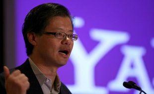 Le cofondateur de Yahoo, Jerry Yang, ici en 2008.