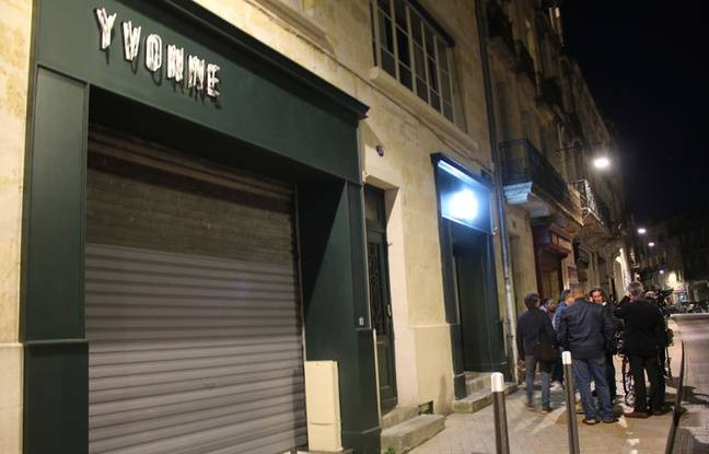 Le magasin «Yvonne» dans le quartier Saint-Michel à Bordeaux