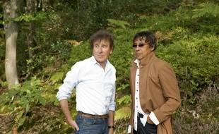 Alain Souchon et Laurent Voulzy