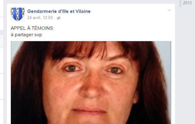 La gendarmerie d'Ille-et-Vilaine a lancé un appel à témoins.