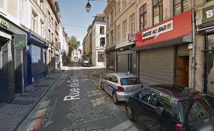 La rue de Gand, à Lille.